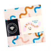 "Anagram - Charm Pack by Kimberly Kight for Moda Fabrics - 42 x 5"" fabric squares"